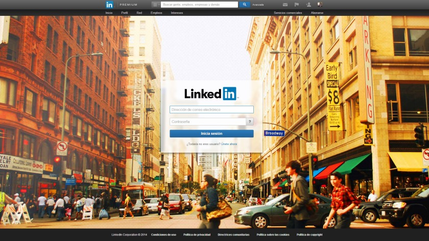 Linkedin New Design